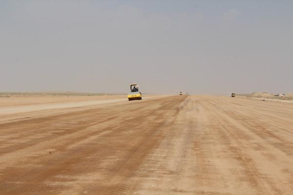 الطريق الدائري حول مدينة الرس بمنطقة القصيم
