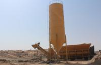 مشروع ازدواج طريق البجادية / عفيف بمنطقة الرياض